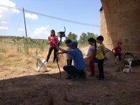 Campamento indio Toledo Pensión completa 1 semana