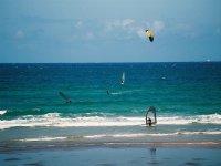 Aprender windsurf en Cádiz