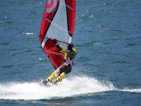 Salidas de windsurf en Cádiz