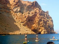 Touring the Costa Blanca with the SUP boards
