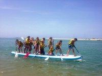 paddle gigante
