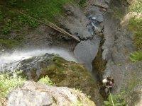 在Artiga de Lin的山沟