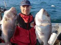 Our fisherman, Toni Alavedra