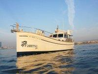 Our impressive boat