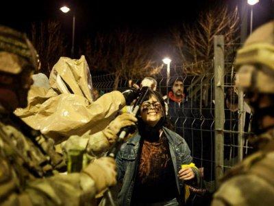 Survival zombie en Badajoz aventura temática