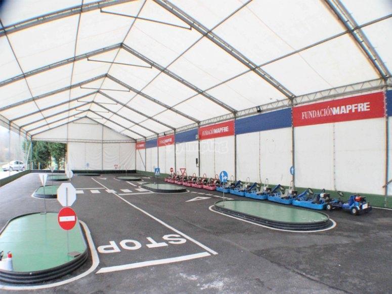 Circuito indoor