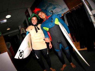 Ocean Side Campamentos de Surf