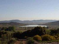 全景的Carboneras沼泽