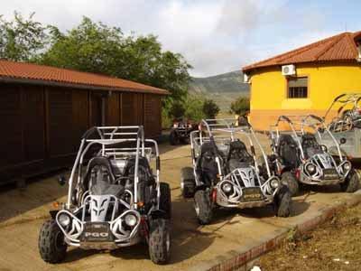 Alcudia Complejo Turístico Buggies