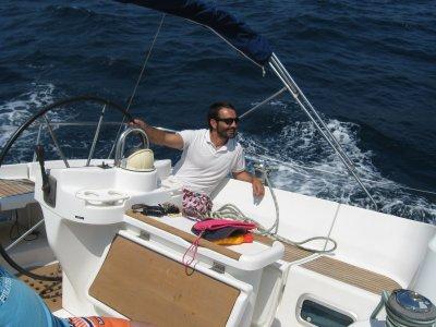 Sailing Cap de Creus