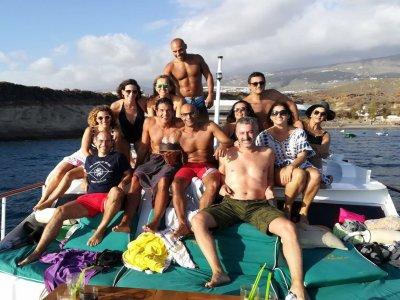 Las Romanticas Luxury Yacht Party Boat