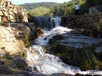 Cascada antural