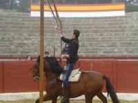actividades en caballo