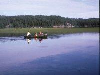 Excursiones en kayak de tres plazas