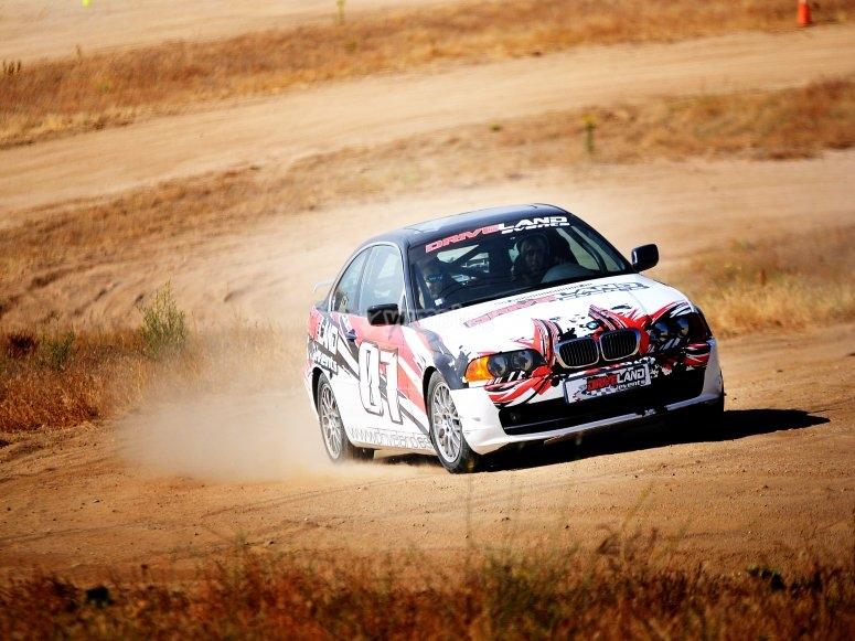 Auto da rally per corsi