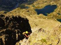 Escalada en el Pirineo Catalan