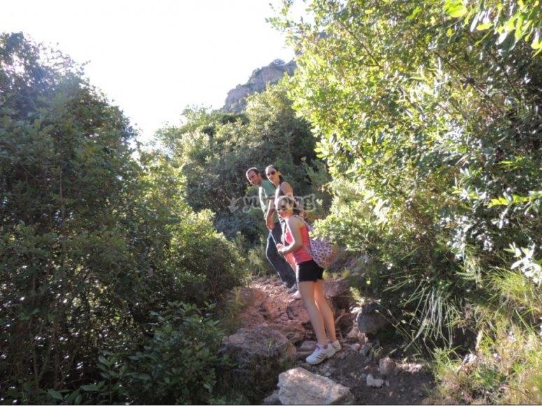 Grazalema hiking