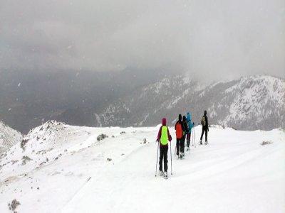 Sputnik Climbing Raquetas de Nieve