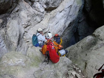 Initiation Course to Speleology Valencia