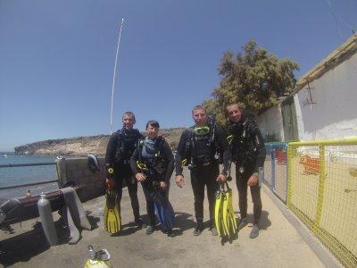 Open Water Diver PADI a Tenerife in 3 giorni