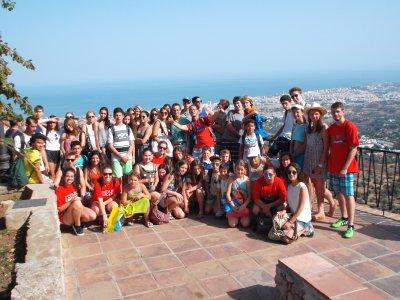 Accampamento per imparare l'inglese a Malaga 1 settimana