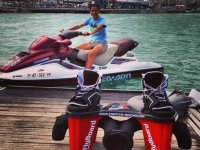 equipo flyboard
