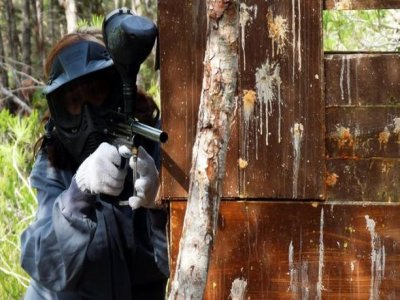 Roca Paintball Fort