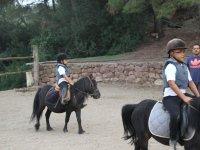 Iniciacion con los ponis