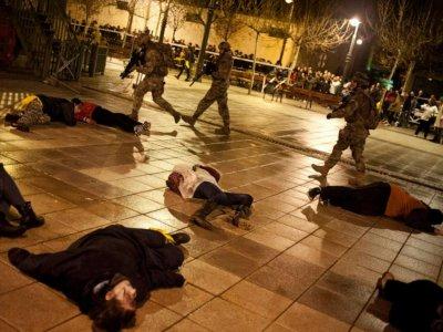 Survival zombie en Gijón aventura temática
