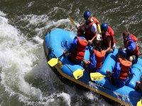 Rafting para grupos en Valencia