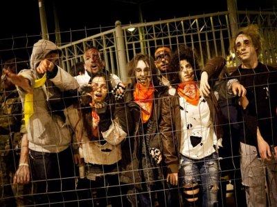 Survival zombie en Getafe aventura temática