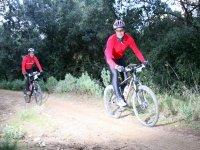 Excursión en muntain bike