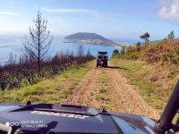 Ruta en buggy frente la costa de la Muerte
