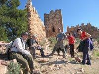 senderismo turismo activo