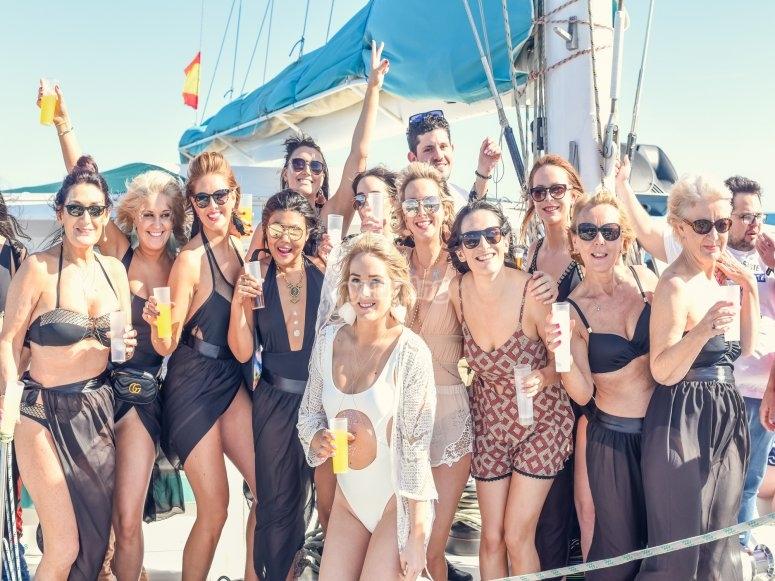 Party Boat Malaga