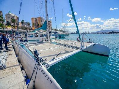 Boat party en Málaga con 2 consumiciones 3 horas