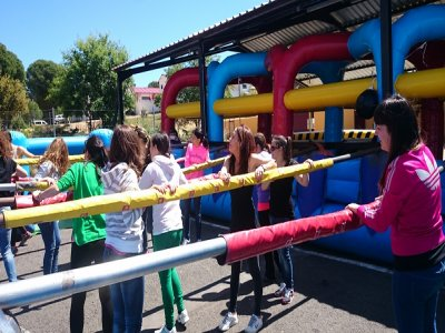 Gymkana de humor amarillo Almorox Toledo 2 horas