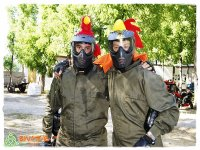 Paintball round in Ponferrada 100 balls included