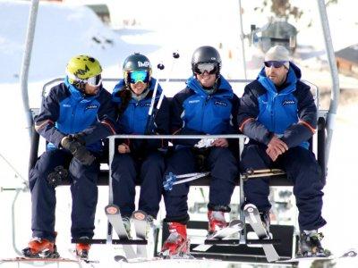 Baqueira私人滑雪课程3小时
