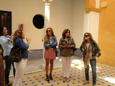 Guided tour in Seville 3h 30min