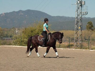 Centre Equestre La Selva Rutas a Caballo
