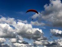Volo in parapendio in Bizkaia