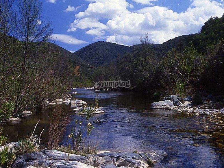 Parajes de Sierra Morena