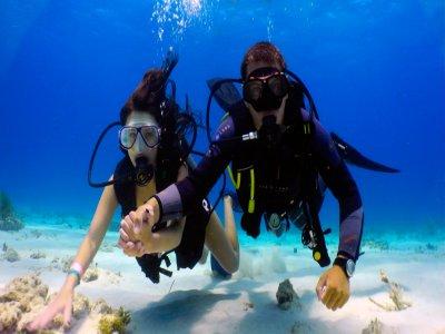 2h diving baptism in Tenerife