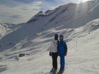 Esquia con tus amigos
