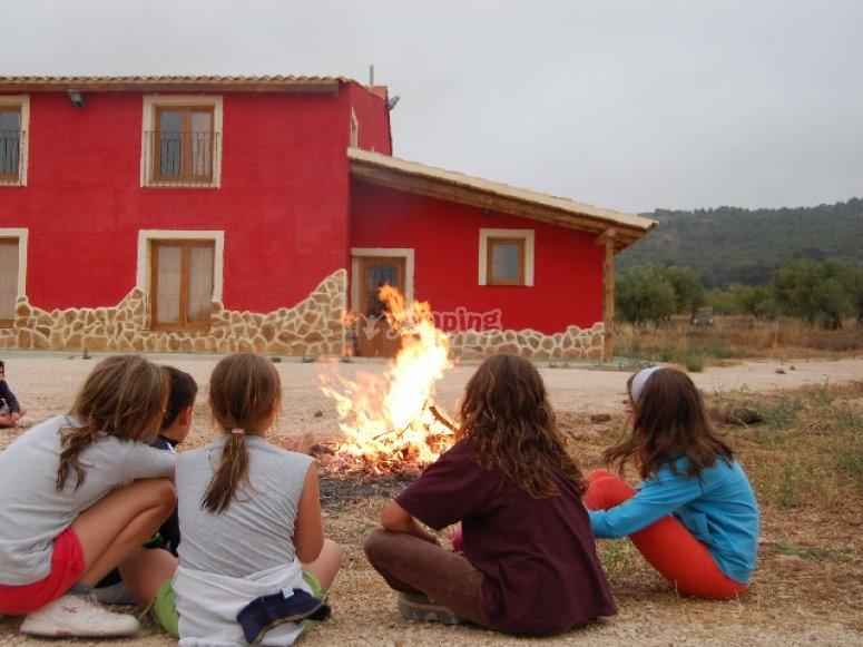 Historias junto al fuego