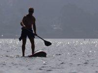 Clase de paddle surf en Corralejo 2 horas