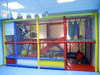 Estructura del parque infantil