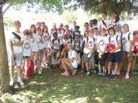 Campamento de francés en Cáceres de 1 semana