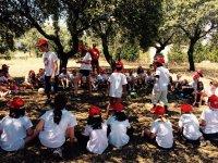 Campamento multiaventura e inglés Cáceres 1 semana